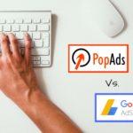 PopAds vs Google AdSence in Hindi Review
