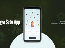 Arogya Setu App